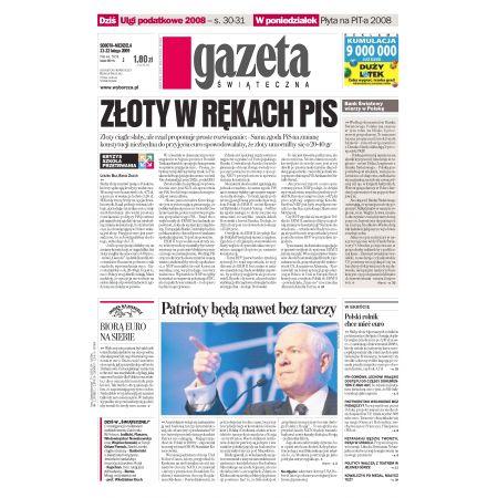 Gazeta Wyborcza - Szczecin 44/2009