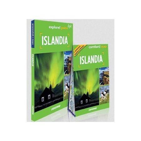 Explore! guide light Islandia