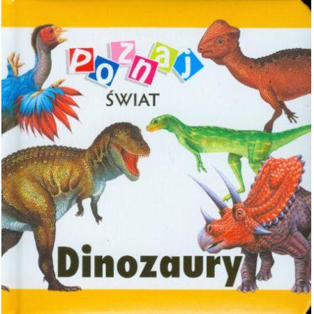 Poznaj świat - Dinozaury LIWONA