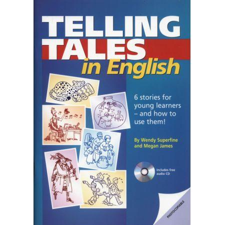 PH Telling Tales in English + CD
