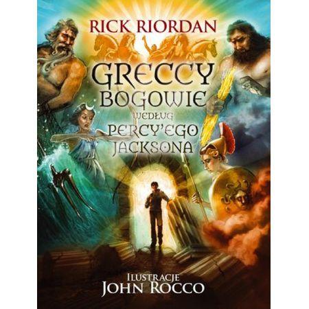 Greccy bogowie według Percy`ego Jacksona