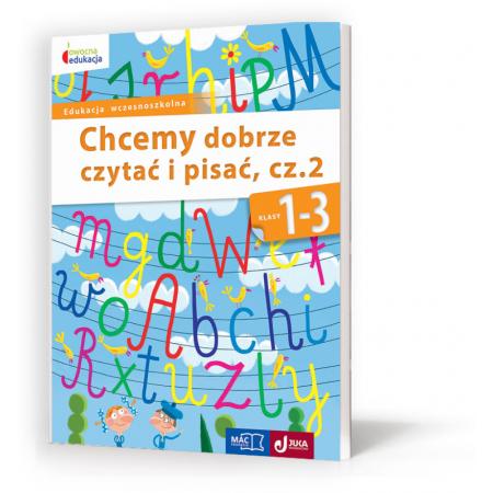Owocna edukacja SP 1-3 Chcemy dobrze czytać...cz.2