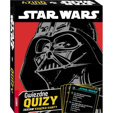 Star Wars gwiezdne quizy BOX-2