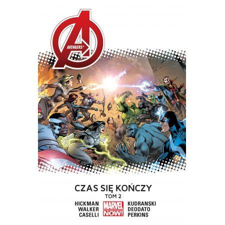 Avengers Czas się kończy T.2