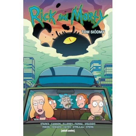 Rick i Morty. Tom 7