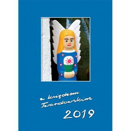 Kalendarz 2019 z ks Twardowskim
