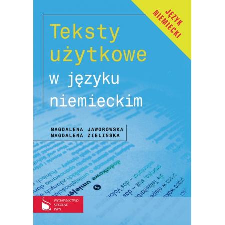 Teksty użytkowe w języku niemieckim
