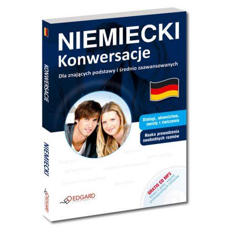 Niemiecki - Konwersacje + CD mp3 EDGARD
