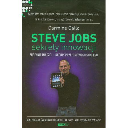Steve Jobs sekrety innowacji
