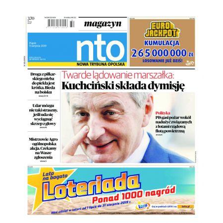 Nowa Trybuna Opolska 185/2019