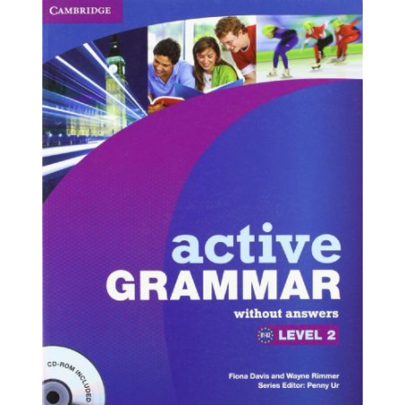 Active Grammar 2 without Answers + CD
