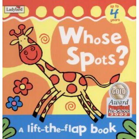 Whose Spots? Lift the Flap