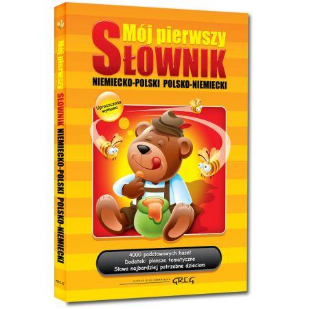 Mój pierwszy słownik niemiecko-polski, polsko-niemiecki