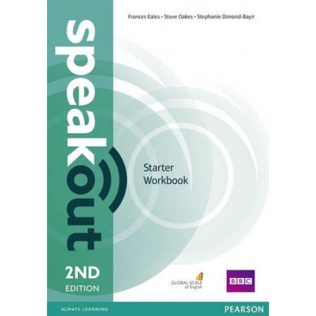 Speakout 2ed Starter WB no key PEARSON