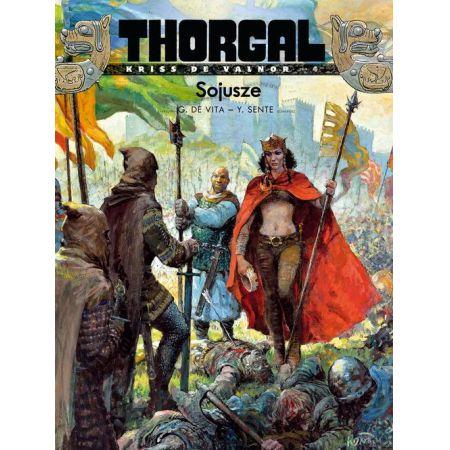Thorgal: Kriss de Valnor, tom 4. Sojusze