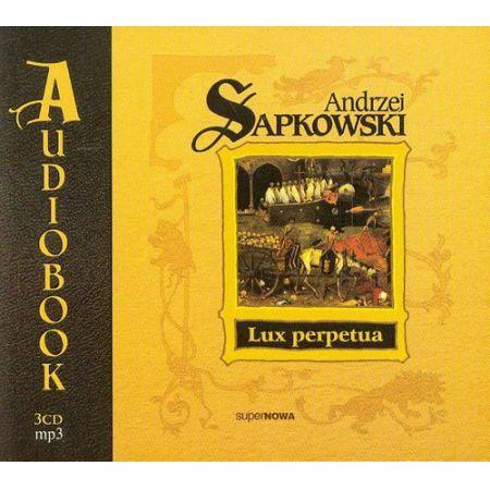 Lux Perpetua, tom 3 - Andrzej Sapkowski