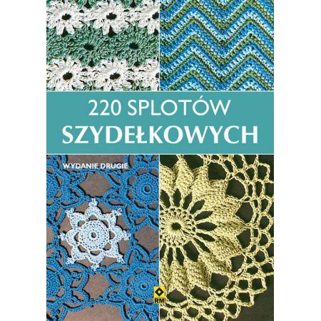 6b05dc26691f44 220 splotów szydełkowych RM książka w księgarni TaniaKsiazka.pl