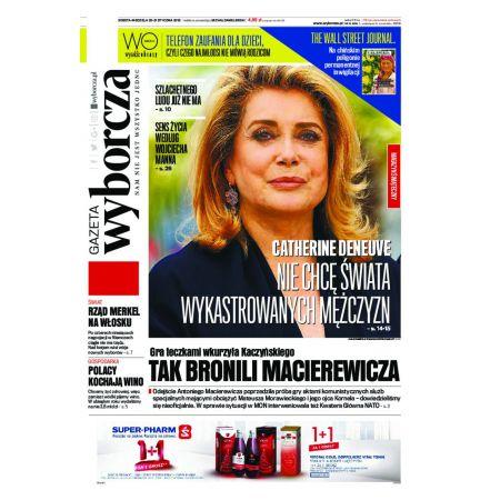 Gazeta Wyborcza - Częstochowa 16/2018