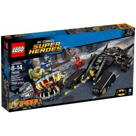 Batman: Krokodyl zabójca 76055