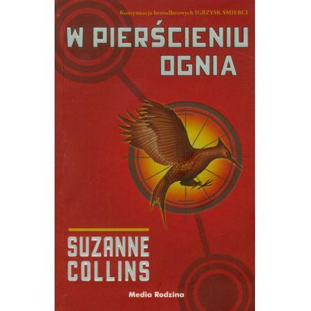 W pierścieniu ognia - Suzanne Collins