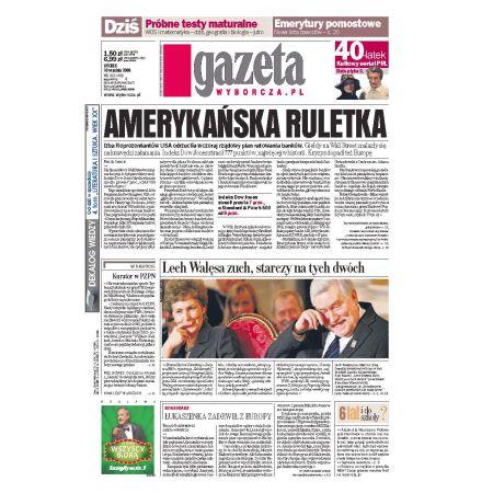 Gazeta Wyborcza - Płock 229/2008