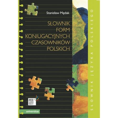 Słownik form koniugacyjnych czasowników polskich
