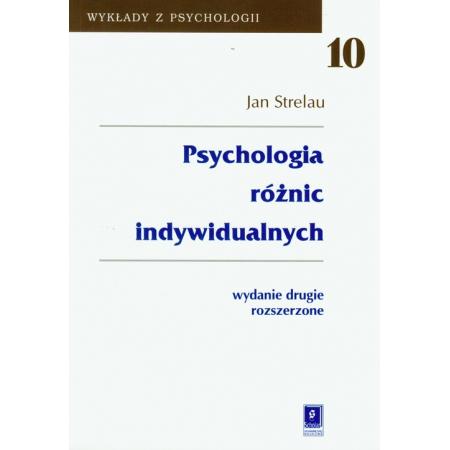 Psychologia różnic indywidualnych t.10