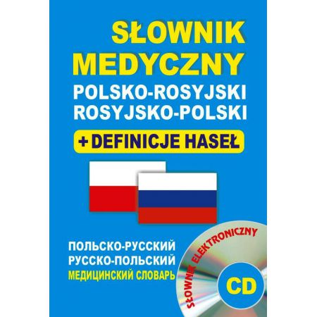 Słownik med. pol-ros, ros-pol+definicje