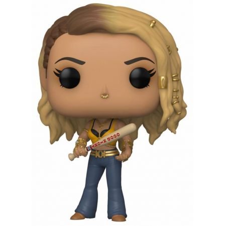 Funko POP Heroes: Birds of Prey - Black Canary (Boobytrap Battle)