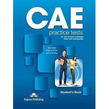 CAE Practice Tests SB + DigiBook EXPRESS PUBL.