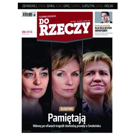 Tygodnik Do Rzeczy 5/2013