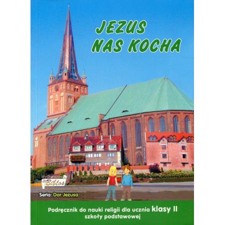 Jezus nas kocha 2 Podręcznik