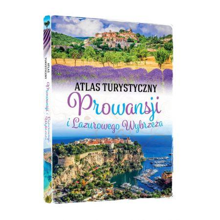 Atlas turystyczny. Prowansji i Lazurowego Wybrzeża
