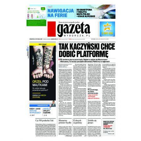 Gazeta Wyborcza - Opole 16/2016