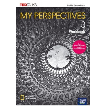 My Perspectives 3. Zeszyt ćwiczeń do języka angielskiego dla szkół ponadpodstawowych. Poziom B2