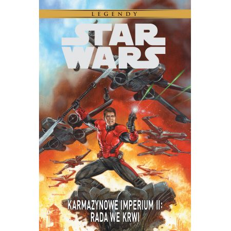 Star Wars. Karmazynowe Imperium II: Rada we krwi