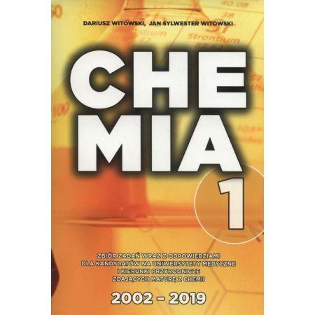 Chemia. Matura 2002-2018. Tom 1. Zbiór zadań wraz z odpowiedziami