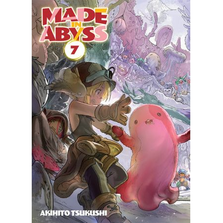 Made in Abyss #07