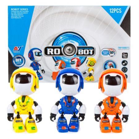 Robot ze światłem i dźwiękiem mix