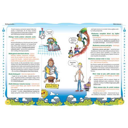 Ilustrowany słownik przysłów