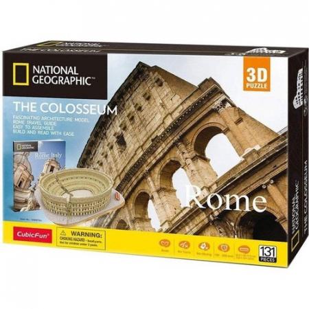 Puzzle 3D Rzym Coloseum 20976 Cubic Fun