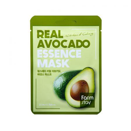 Essence Mask maseczka do twarzy przeciwstarzeniowa Avokado