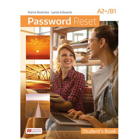Password Reset A2+/B1. Książka ucznia papierowa + książka cyfrowa