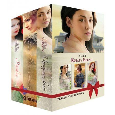Pakiet: Kwiaty Edenu. Tom 1-3