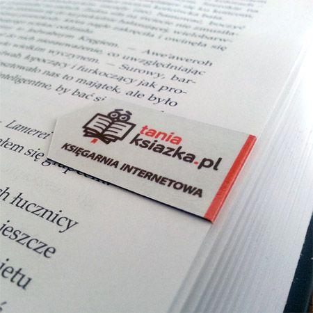 Zakładka magnetyczna - TanioKsiążkowy Lekturniks 1.0