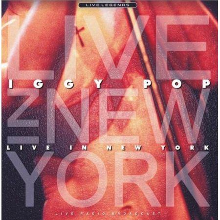 Live in New York - Płyta winylowa