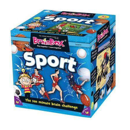 BrainBox Sport wersja angielska ALBI