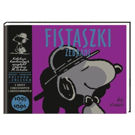 Fistaszki zebrane 1995-1996