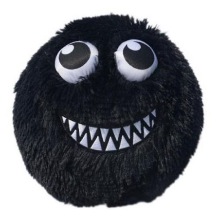Piłka Fuzzy Ball S`cool Lol czarna D.RECT