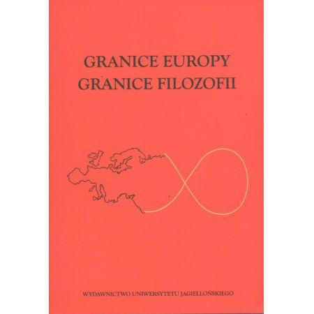 Granice Europy Granice Filozofii